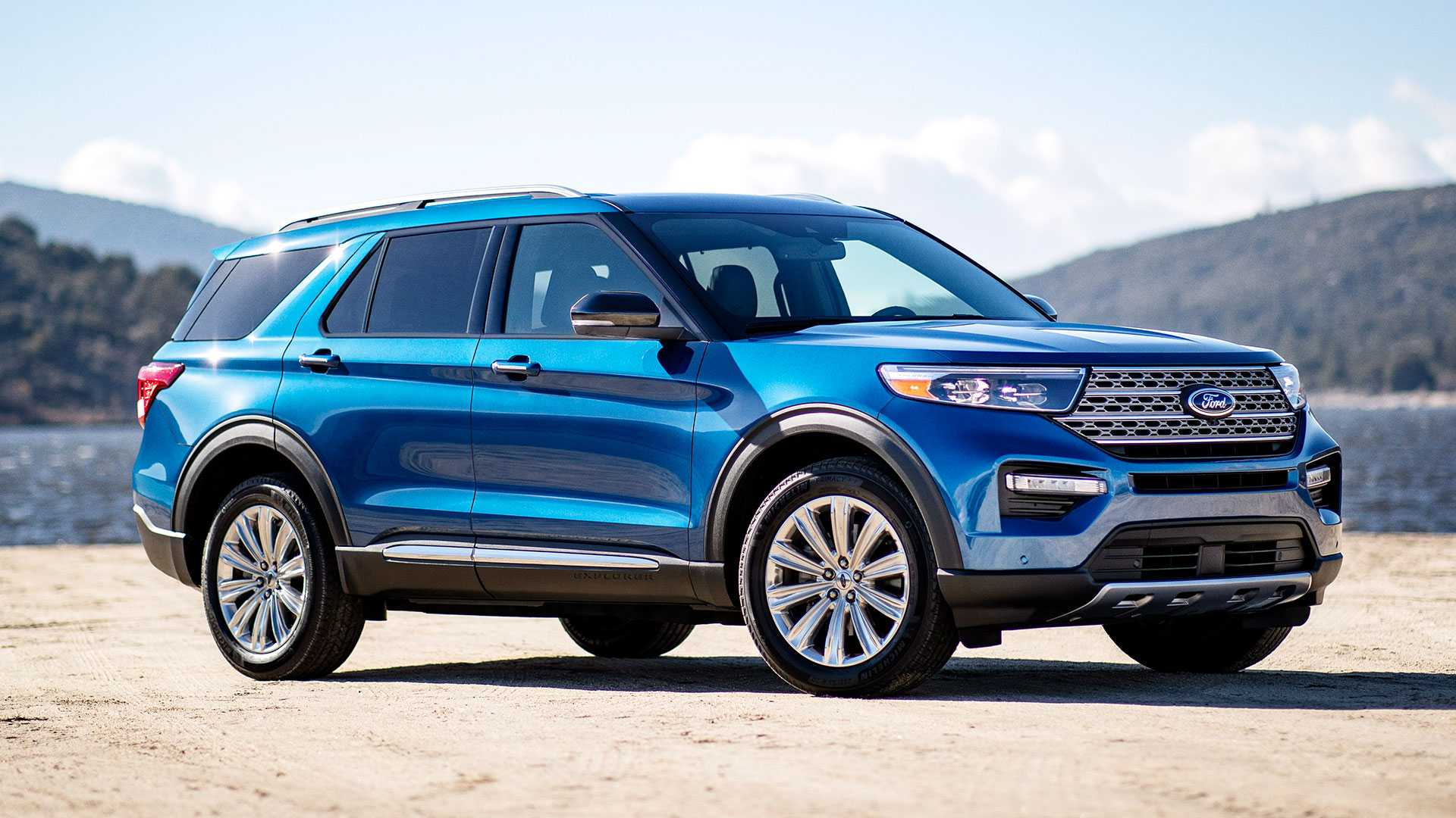 2020 The Ford Explorer Specs and Review
